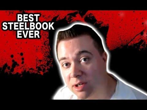 30 Days Of Night Bloodpack Steelbook ! BEST STEELBOOK EVER !