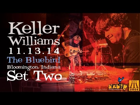 Keller Williams ~ The Bluebird 11/13/2014 (Set Two) SBD