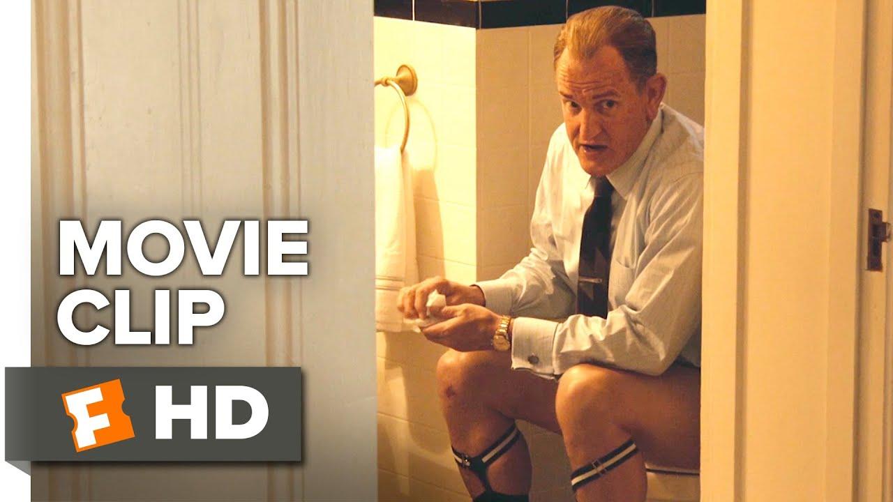 Watch Woody Harrelson as Lyndon Baines Johnson in Rob Reiner's Political Drama 'LBJ' (Clip) Biopic