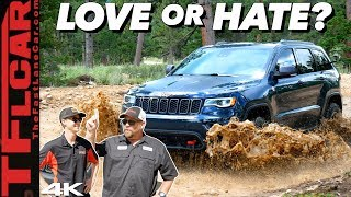 Why I Bought a Jeep Grand Cherokee Trailhawk & NOT A Wrangler | Dude I Love (Or Hate) My Ride! by The Fast Lane Car