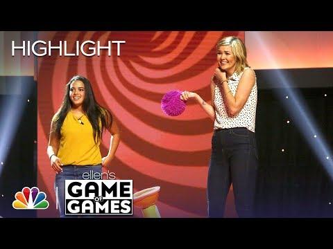 Ellen's Game of Games - Dizzy Dash: Episode 6 (Highlight)