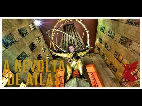 Resenha do Rei Grifo: A Revolta de Atlas
