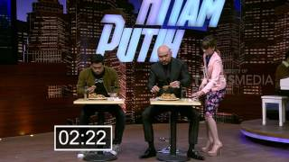 Video HITAM PUTIH - MAKAN-MAKAN (10/4/17) 4-3 MP3, 3GP, MP4, WEBM, AVI, FLV September 2018