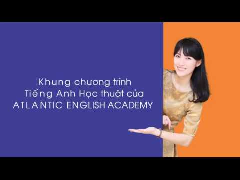 Khóa học Academic English 5L của Atlantic Five-star English Academy