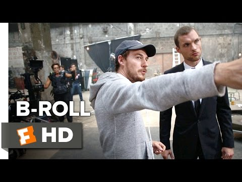 The Transporter Refueled B-Roll 1