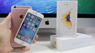 Video iPhone 6S et 6S Plus : Déballage (unboxing) et configuration MP3, 3GP, MP4, WEBM, AVI, FLV Agustus 2017