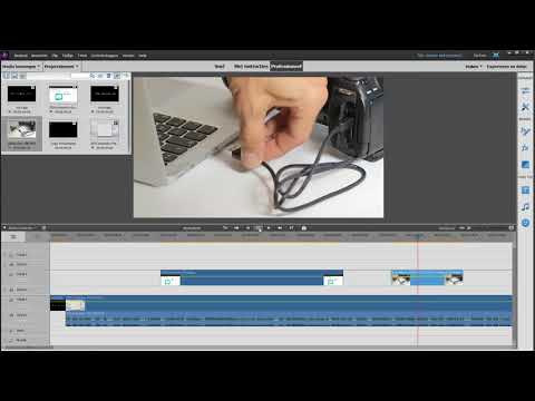 Tutorial | Video monteren in Première Elements van Adobe (Dutch)