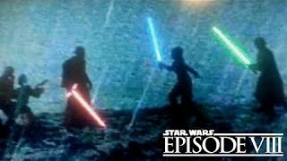 Video Star Wars Episode 8 The Last Jedi - Luke, Finn & Rey VS Snoke, Kylo & Von - Duel Description MP3, 3GP, MP4, WEBM, AVI, FLV Desember 2017