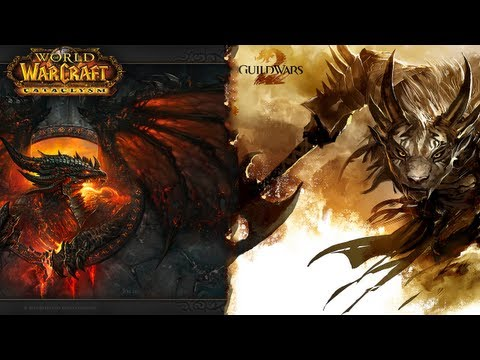 Guild Wars 2 vs wow - Talking about Guild Wars 2 vs. World of Warcraft and what I think about both games and them competing with each other. Want to help the channel grow? Help me...