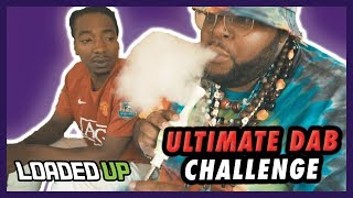 Ultimate Dab Challenge Silicone Nectar Collector by Loaded Up