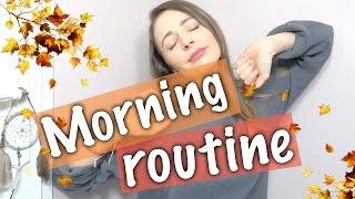 Video Morning Routine ♡ Fall Edition MP3, 3GP, MP4, WEBM, AVI, FLV November 2017