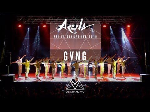 GVNG | Arena Singapore 2019 [@VIBRVNCY 4K] - Thời lượng: 5 phút, 15 giây.