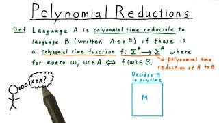 Polynomial Reductions - Georgia Tech - Computability, Complexity, Theory: Complexity
