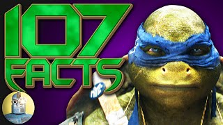 Were you a fan of the first Teenage Mutant Ninja Turtles Movie? Or maybe you're still skeptical about seeing the gang back again for Michael Bay's sequel, TMNT 2: Out of the Shadows? No matter the circumstance, Cinematica is here to bring you 107 Facts about Teenage Mutant Ninja Turtles 2: Out of the Shadows. This time we're back with the gang: Donatello, Michelangelo, Donatello, Leonardo, Raphael as they try to stop Shredder from his evil plans. -----------------------------------Click All The Links!-----------------------------------Download the Channel Frederator app for chance to win awesome prizes!http://frdr.us/1hZ7Szo WATCH ALL THE 107s!https://www.youtube.com/watch?v=OGAMBbAAMnU&list=PLsvYuSgEtSsLiKq4f4oVTf7lb8PUTDKuy&index=1Like and Subscribe for more :Dhttp://www.youtube.com/channel/UCTyHgU6ddX9eXLeSr6KUoSQ?sub_confirmation=1 Learn more about the Channel Frederator Network here:http://frdr.us/1ybpOuJ Check Out These 107s You May Have Missed!Harry Potter Life Lessons ►► https://www.youtube.com/watch?v=pTH7dUXe6sA&list=PLJuFxb2ft3ZZtU4ObOkmxha-2MVGVXDR0&index=2Captain America: Civil War ►► https://www.youtube.com/watch?v=uRRm6aaryv4&list=PLJuFxb2ft3ZZtU4ObOkmxha-2MVGVXDR0&index=6Mean Girls ►► https://www.youtube.com/watch?v=lUfxe92Lekk&list=PLJuFxb2ft3ZZtU4ObOkmxha-2MVGVXDR0&index=14-----------------------------------Credits-----------------------------------Hosted by: Kylie MarWritten by: Graham Marshall, Stefanie CocozzelliGraphics and Edited by: Sergio GomezProduced by: Matt Gielen, Jake Krengel, Soy NguyenMusic by Audiomicro:-Witches Walk-Dark Magic-Dark Shine-Fairytale Story-Magic Forest Cinematica is your new home for all things Movie & TV! From Doctor Who to Harry Potter, we'll be going through all your favorites and favorites you didn't know you even had! So grab your snacks and time to watch smarter on Cinematica!-----------------------------------Links-----------------------------------http://pastebin.com/runhCHb0