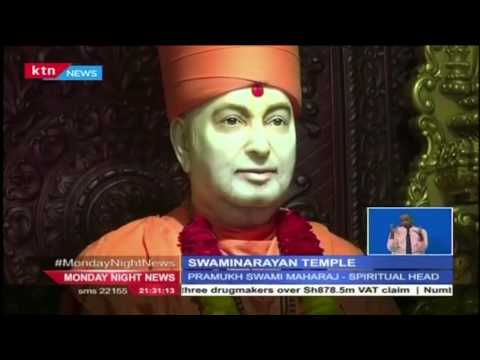 The first Swaminaayan temple ever to be built outside India.
