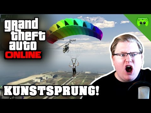 GTA ONLINE # 48 - Kunstsprung «» Let's Play Grand Theft Auto Online | HD