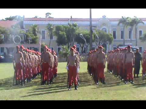 Colégio Militar de Fortaleza - Formatura do Dia da Cavalaria