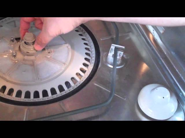Dishwasher repair made fun how to cl - Kitchenaid dishwasher troubleshooting not draining ...