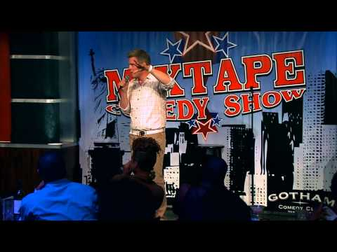 Mixtape Comedy Show - Christian Finnegan