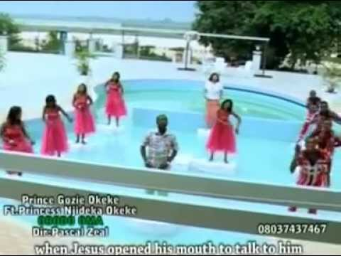 Prince Gozie Okeke & Princess Njideka Okeke performs Great Anointing Praise vol 2 Pt. 1