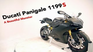 10. Ducati Panigale 1199s: A Beautiful Monster
