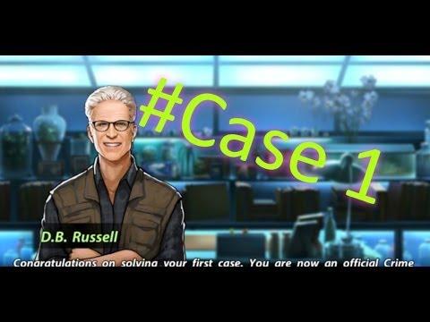 CSI:HIDDEN CRIMES | CASE 1 | WALKTHROUGH