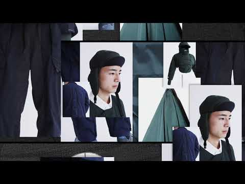 alk phenix 2019fw collection(Silence/無音) видео