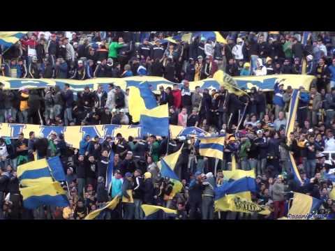 """""""Recibimiento"""" Rosario Central (Los Guerreros) vs Velez - 2015 - Los Guerreros - Rosario Central"""