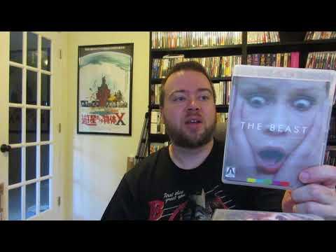 Blu-Ray Collection Update 8 Pickups! Reviews & Recommendations! 4K Ultra HD, Horror, Arrow Video