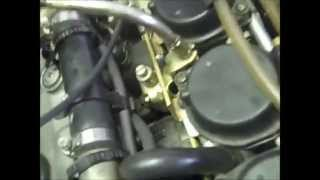 4. HOW TO 2003 Yamaha RX-1 Oil Change Part 1 of 2