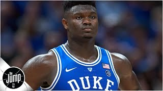 From what I hear, Zion Williamson doesn't want to play in a big market - Tracy McGrady | The Jump