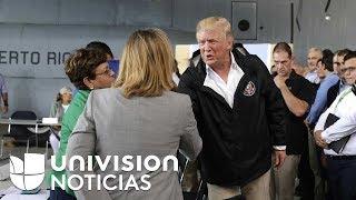 El encuentro cara a cara entre la alcaldesa de San Juan y Trump tras la escalada en su disputa