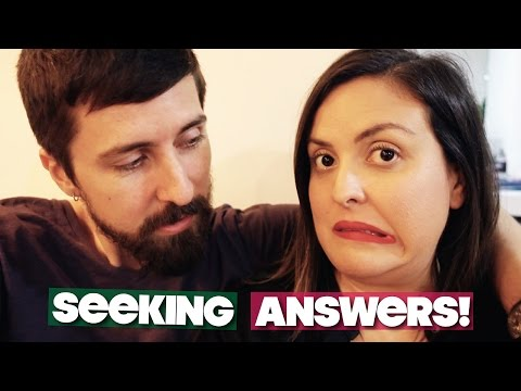 TONS OF QUESTIONS FOR OUR INFERTILITY DOCTOR!