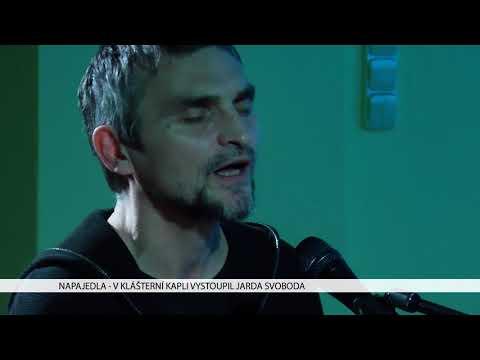 TVS: Napajedla - Koncert Jardy Svobody v kapli