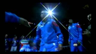 OKC Intro + Starters 2012 Finals