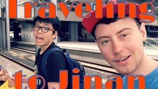 Jinan China  city images : TRAVELING TO JINAN, CHINA (VLOG #4)