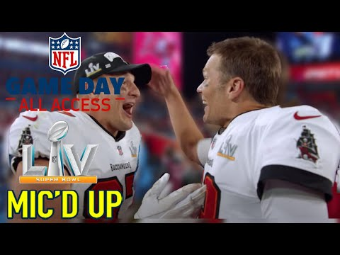 """Super Bowl LV Mic'd Up! 