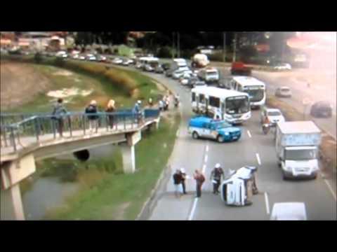 N1 - Acidente em São Pedro da Aldeia