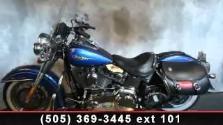 10. 2009 Harley-Davidson FLSTN Softail Deluxe - Thunderbird Har