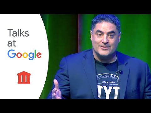 """Cenk Uygur & The Young Turks: """"The Revolution of News and Independent Media"""" 