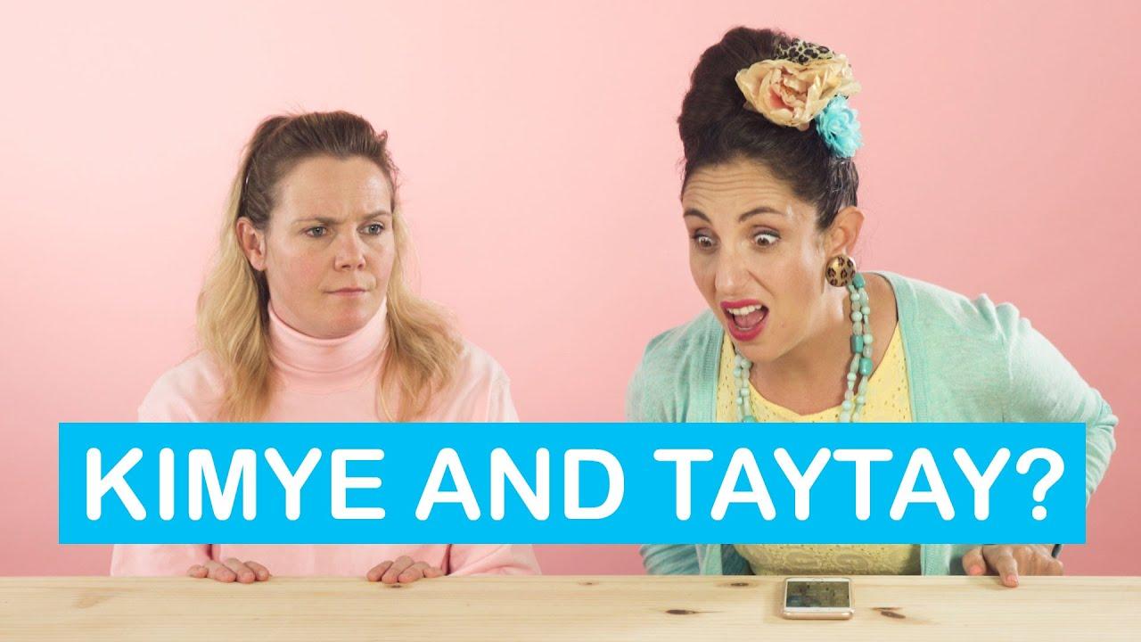 Kimye & TayTay-graphic