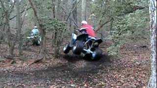 3. Polaris Phoenix 200 Extreme Offroading (Video)