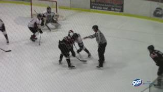Video: Highlights of Chatham Maroons Win Over Lambton Shores Predators