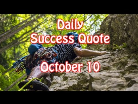 Success quotes - Daily Success Quote October 10  Motivational Quotes for Success in Life