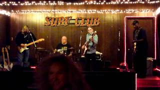 23 Mike Westcott w.James Mabry Stevie Ray Vaughan Tribute at the Surf Club 10.01.11