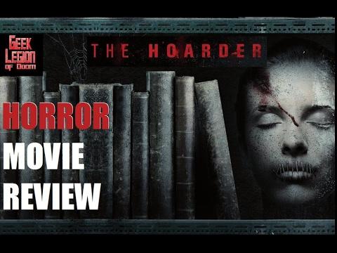 THE HOARDER ( 2015 Mischa Barton ) aka BUNKER Horror Movie Review