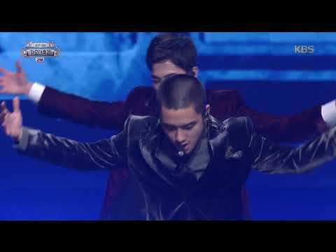 Video 2017 KBS가요대축제 Music Festival - EXO (엑소) - POWER (POWER - EXO). 20171229 download in MP3, 3GP, MP4, WEBM, AVI, FLV January 2017