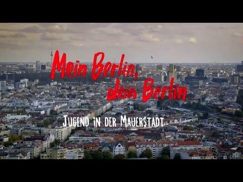 Mein Berlin, dein Berlin (Dokumentation 2015) Ost t ...