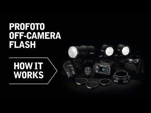 Profoto Off-Camera Flash: Nasıl çalışır?