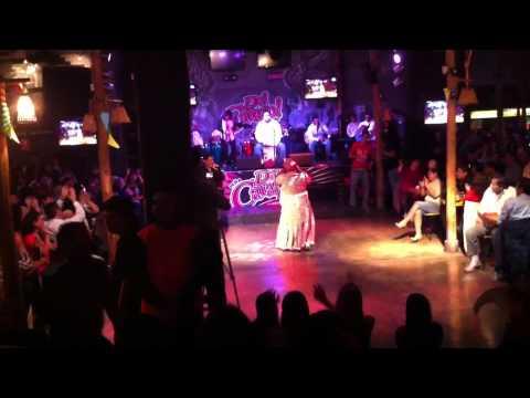 Show Peña del Carajo 11.09.11